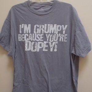 Gray Disney Gumpy T Shirt